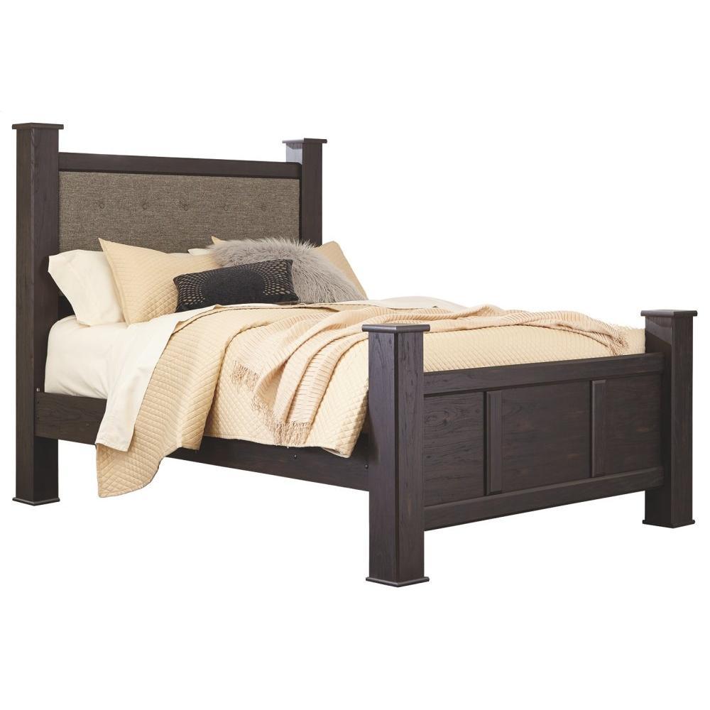 Reylow Queen Poster Bed