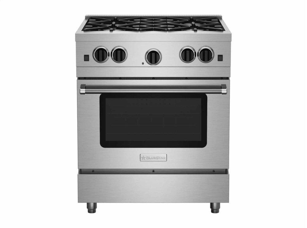 "Bluestar30"" Culinary Series (Rcs) Sealed Burner Range"