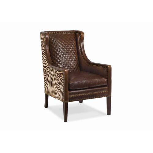 Brogan Quilted Back Chair