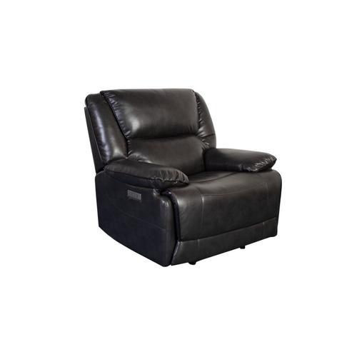 Porter International Designs - Ennis Triple Power Reclining Sofa, Console Loveseat & Recliner, MAP4830