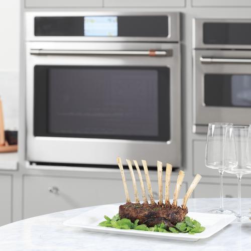 Café 30'' Built-In Convection Single Wall Oven Stainless Steel