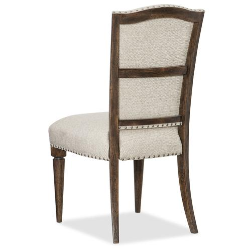 Roslyn County Deconstructed Upholstered Side Chair - 2 per carton/price ea