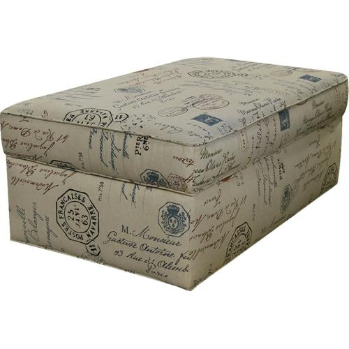 June Storage Ottoman