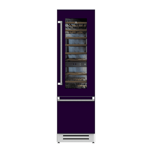 "Hestan - 24"" Wine Refrigerator - KRW Series - Lush"