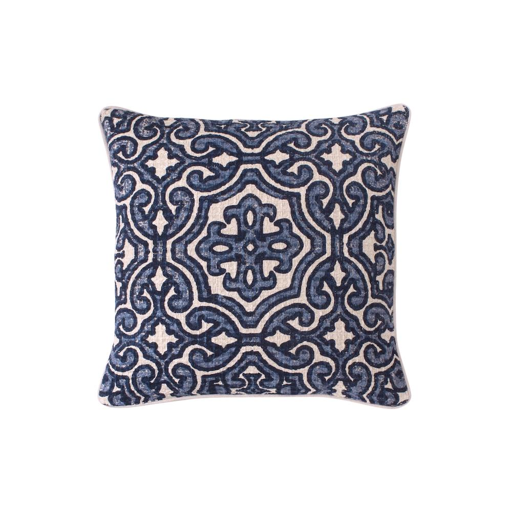 Alba Pillow Cover Blue
