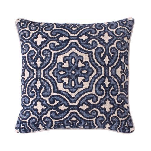 Alba Pillow Cover Blue