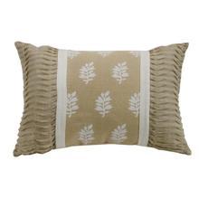 See Details - Newport Oblong Pillow W/ Ruching Ends