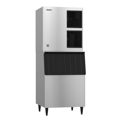 KM-1100MAJ, Crescent Cuber Icemaker, Air-cooled
