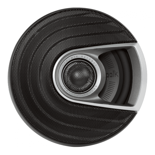 "MM1 Series 6.5"" Coaxial Speakers with Ultra-Marine Certification in Black and Silver"