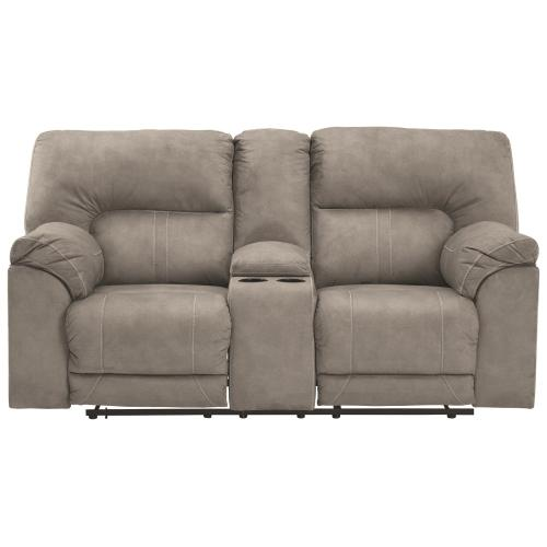 Benchcraft - Cavalcade Power Reclining Loveseat With Console