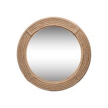 See Details - Rope Mirror
