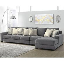 View Product - Castano 3-piece Sectional With Chaise