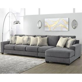 Castano 3-piece Sectional With Chaise