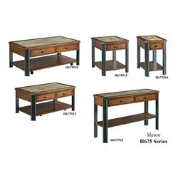 H675 Slaton Tables