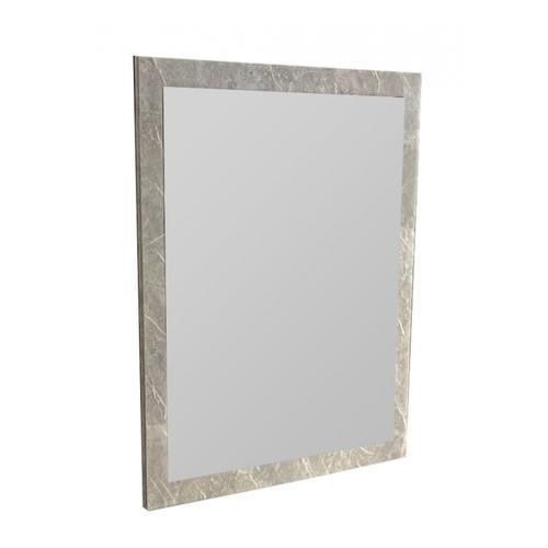 Nova Domus Marbella - Italian Modern Grey Marble Mirror