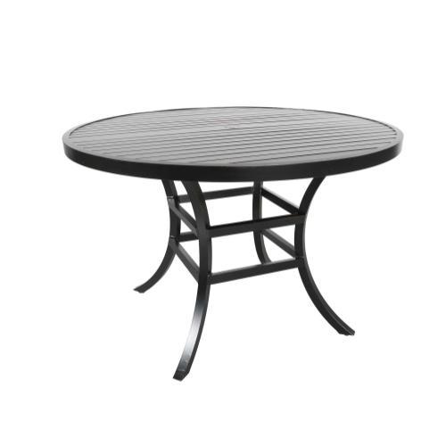 """Monaco 48"""" Round Dining Table"""