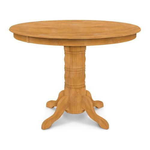 Round Pedestal Table (top only) / Round Pub Pedestal