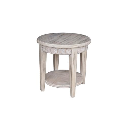 765 Round Lamp Table