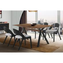 Laredo Polly 5 Piece Black Dining Set