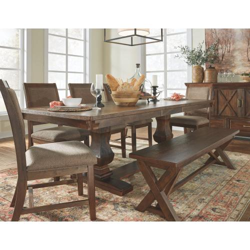 D66202 In By Ashley Furniture In Baton Rouge La Windville Dining Chair