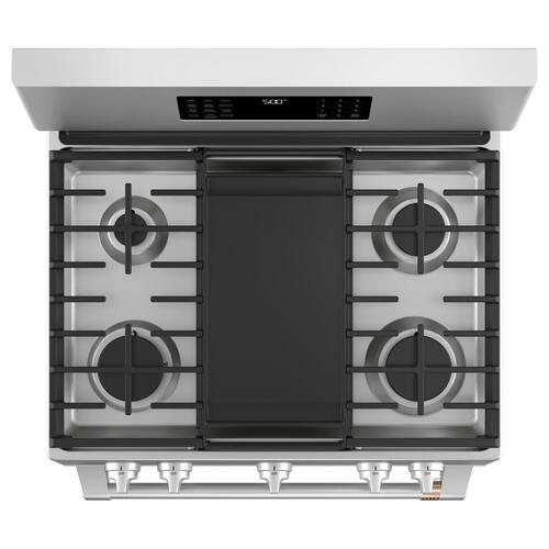 "Café 30"" Smart Free-Standing Gas Range with Convection"