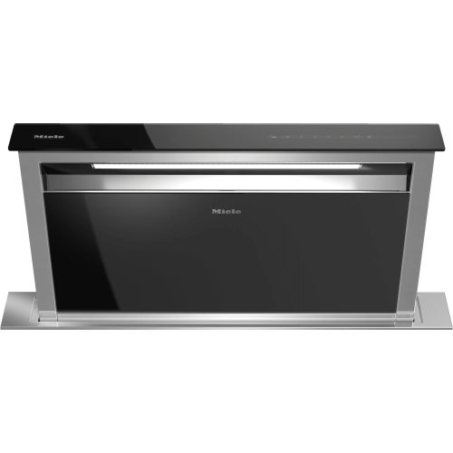 Product Image - Miele DA6891 - Downdraft extractor system optional external or internal blower for maximum versatility.