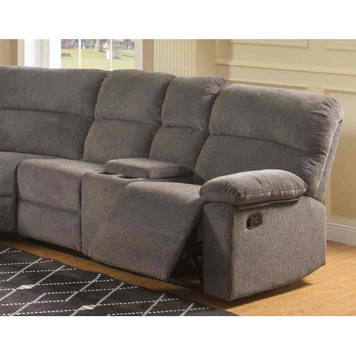 Steve Silver Co. - Conan RAF Loveseat with Console
