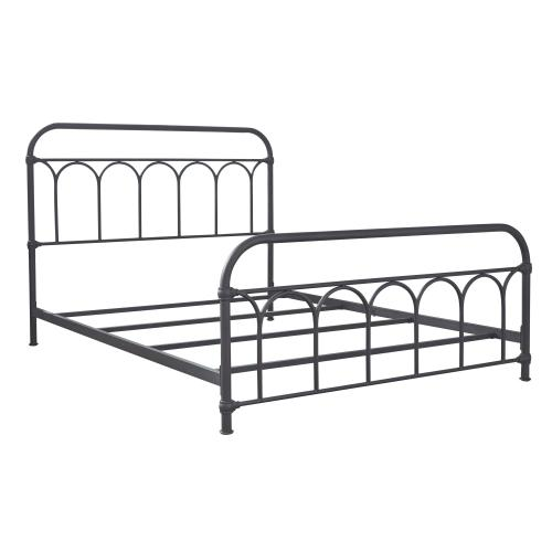 Queen Metal Bed