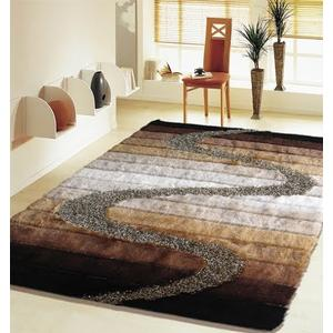 Design S10-4 Brown Rug