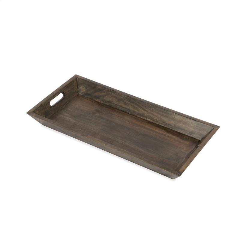 Small Tray - Classic Gray Finish