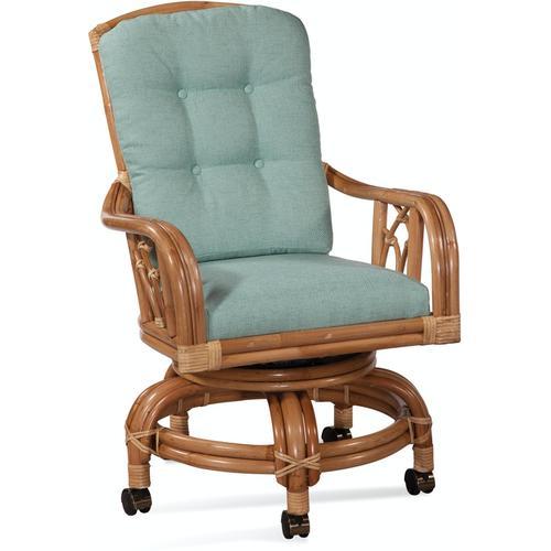 Product Image - Edgewater High Back Swivel Rocker Chair