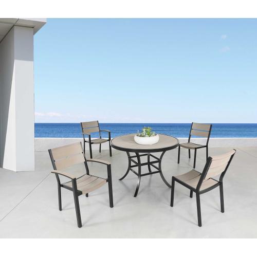 Cabana Coast - Jasper Balcony Stool