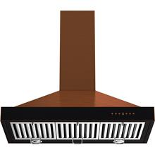 "ZLINE 36"" Designer Series Copper Finish Wall Range Hood (KB2-CBXXX-36)"