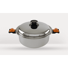 StacKEN 6 Quart Stockpot with Cover