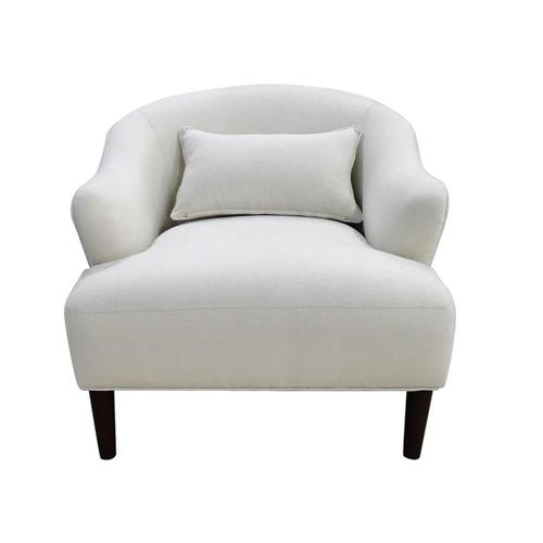 Magnussen Home - Grey Accent Chair