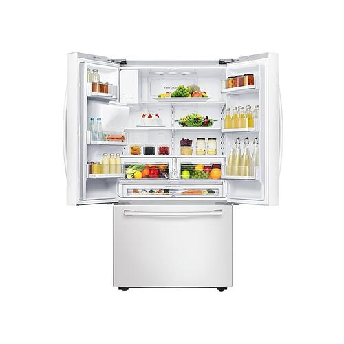 28 cu. ft. French Door Refrigerator with CoolSelect Pantry™ in White