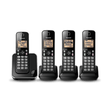 KX-TGC384 Cordless Phones
