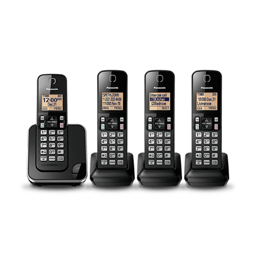 KX-TGC384 Cordless Phones
