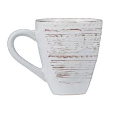 View Product - Rustic Flare Mug, White