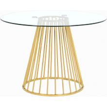 """See Details - Gio Dining Table - 48"""" W x 48"""" D x 30"""" H"""