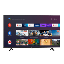"TCL 50"" Class 4-Series 4K UHD HDR LED Smart Android TV - 50S434"