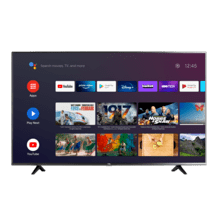 "TCL 75"" Class 4-Series 4K UHD HDR LED Smart Android TV - 75S434"