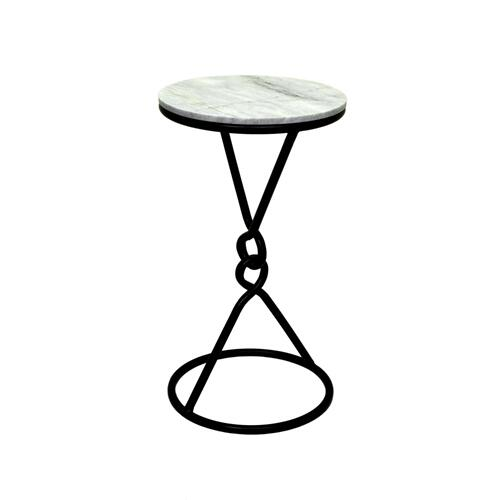Sussex Marble Accent Table