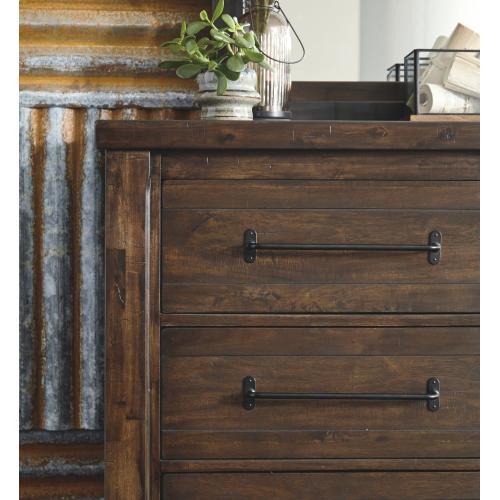 Starmore Dresser and Mirror