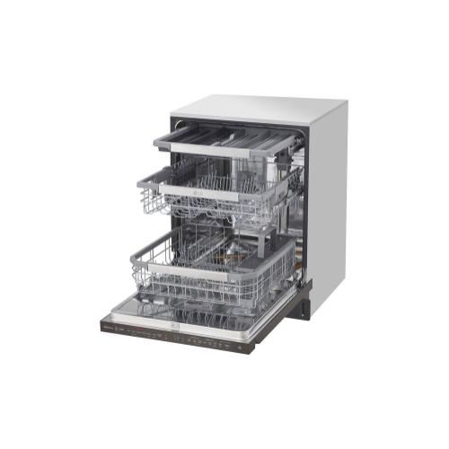 Top Control Dishwasher with QuadWash™ and TrueSteam®