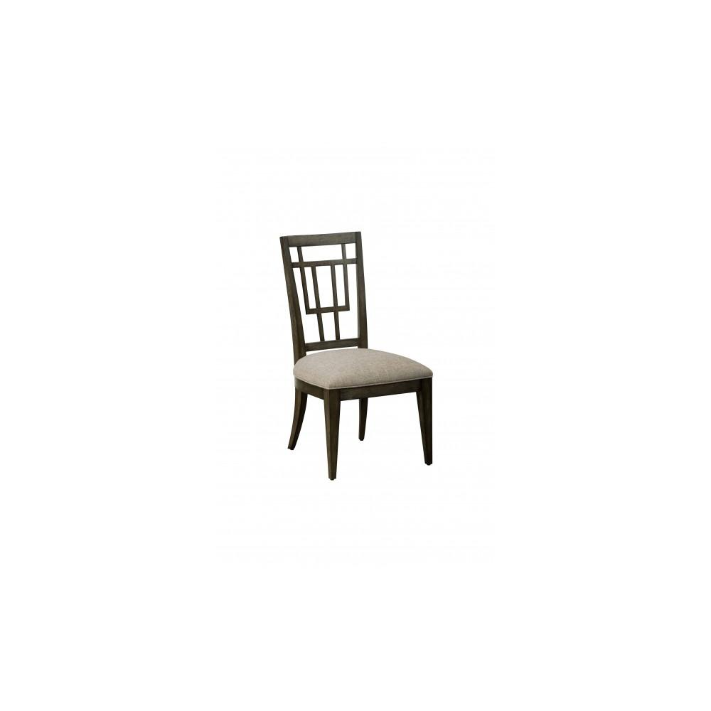 WoodWright Lloyd Brown Rohe Side Chair