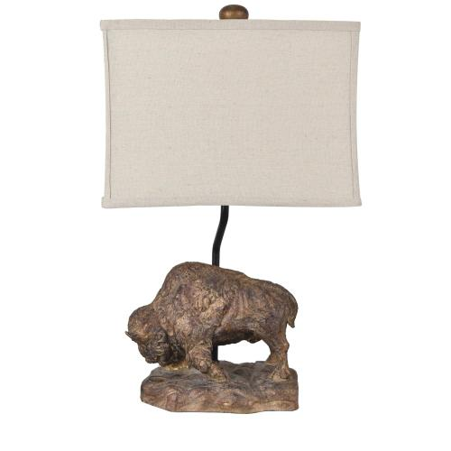 Home on The Range Table Lamp