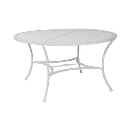 "Castelle - 54"" Savannah Round Dining Table"