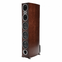 High performance floorstanding loudspeakers in 01