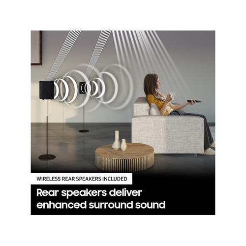 HW-Q950T 9.1.4ch Soundbar w/ Dolby Atmos / DTS:X and Alexa Built-in (2020)